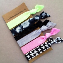 Factory supplier brand name hair accessories for children