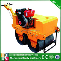 Diesel engine factory direct price road roller compactor for sale