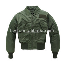 Flight Satin Jacket