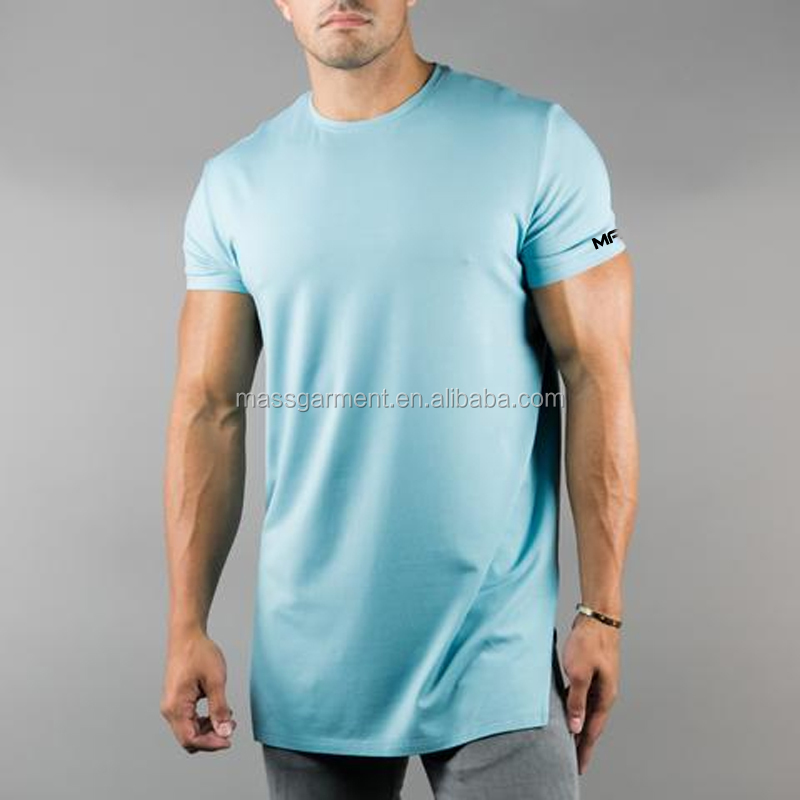 New Crewneck Fit Printing Mens Sports T Shirt Custom Your Design