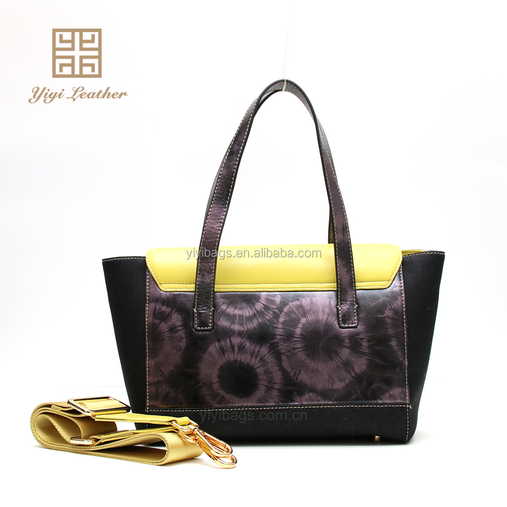 super soft real genuine leather lady handbags fashion bags