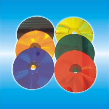 Colored CD-R