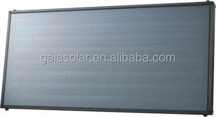 Hot-selling black selective coating solar thermal air flat plate solar collector
