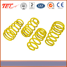 TEI 3-4cm Lower SICR6 Steel Progressive Design substitute for metal coil spring By Cold Coiling Craft With 2 Years Warranty