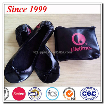 Wedding Folding Shoes, Foldable Flats,Wedding Gift For Guest