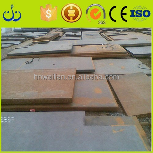 Wear-resistant High Manganese Alloy Steel Mn13 Plate