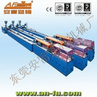 2016 poly- wood profile extrusion machine