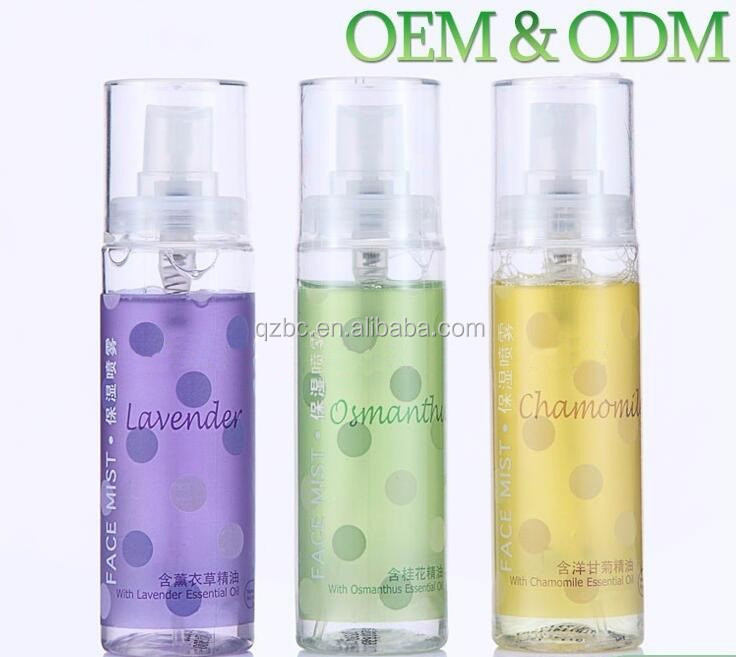 OEM Essential Oil mist sprayer body spray