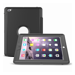 9.7 Shockproof Tablet Back Cover Case For Ipad 2 3 4