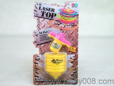 Flash Laser Top/ Spinning Top Toys