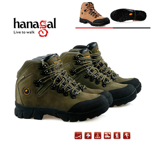 Women's Outdoor Mountaineering Waterproof Clibming Shoes