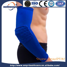 Compression Comfortable Honeycomb Arm Sleeve