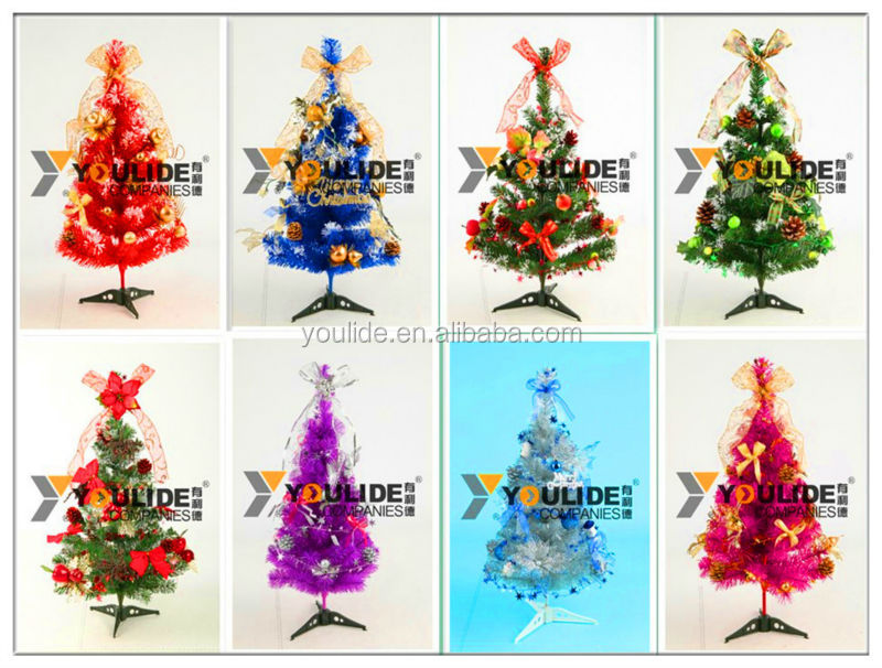 PVC Artificial Christmas Tree With