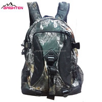 High quality Camouflage canvas satchel daypack hunting back pack