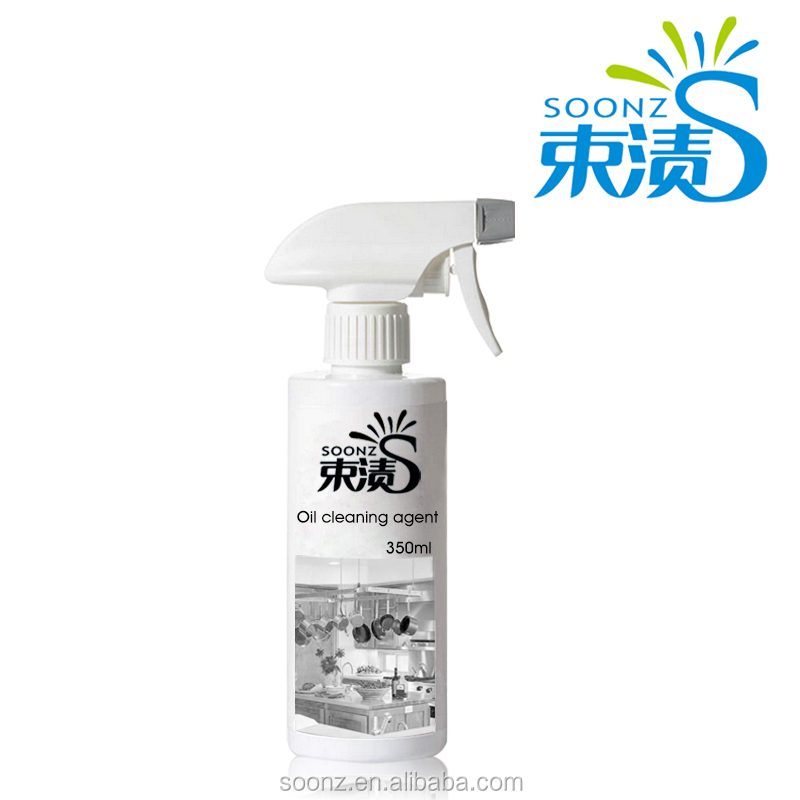 Eco-friendly disposable kitchen cleaning agents