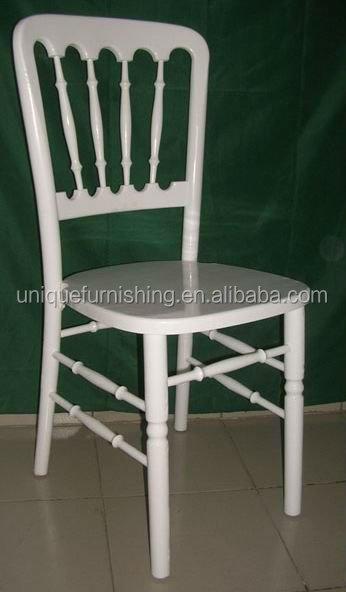 gro handel holz napoleon st hle beliebt verwendet f r den au enbereich white wedding st hle. Black Bedroom Furniture Sets. Home Design Ideas