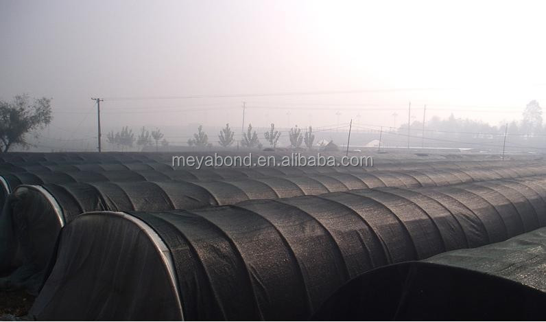HDPE Flat Silk Sunshade net/shading net factory price