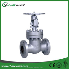 API 600 wcb industrial stem gate valve from China manufacturer