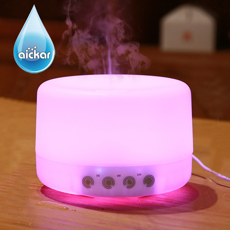 800ML Essential Oil Aroma Diffuser Ultrasonic Aromatherapy