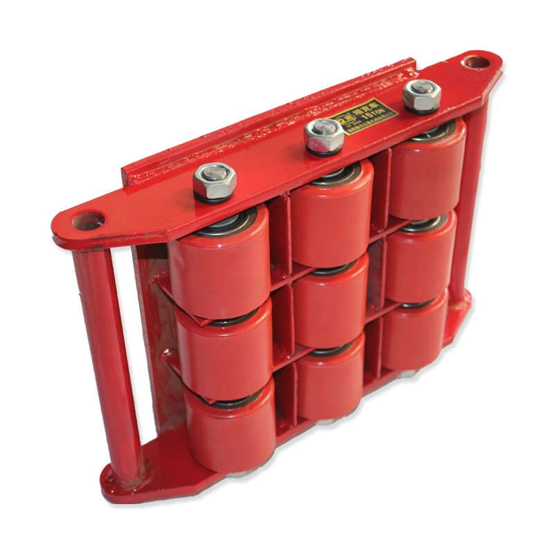 Hot Sale trolley cheap handling cargo small carrying tank skid <strong>roller</strong>