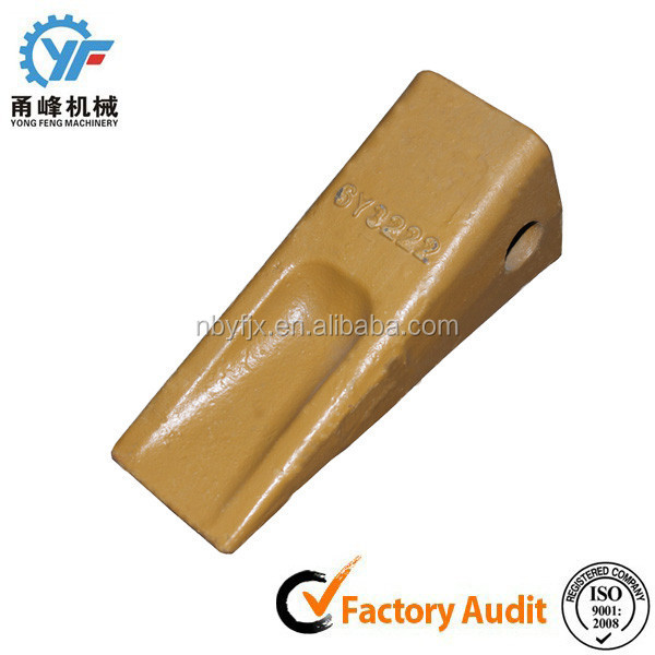 excavator tooth point, backhoe, digger part