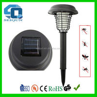 hot sale new product solar electric mosquito killer lamp , insect killer fluorescent lamp , rechargeable mosquito killer lamp
