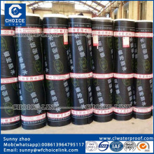 3mm sbs/app bitumen based waterproof membrane