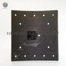 Brake lining for trailer system heavy duty excavator commercial vehicles hino