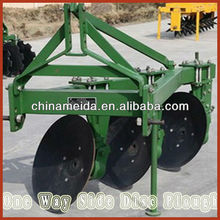 Best Furrow Reversible Agricultural Tractor Implement Hydraulic Farm Rotating Tiller Mounted Heavy Duty plough discs for sale