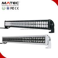 Double Row 180w Led Light Bar for turck, 4wd, 4x4 vehicle 12v waterproof led light bar