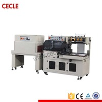 Popular l bar sealer and shrink tunnel machine for book/box/tools