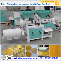 agriculture machinery wheat corn maize grits flour mill machine