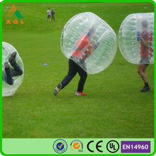 Exciting inflatable sports best quality games cheap body bumping ball hot sale