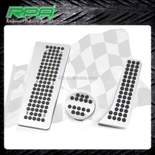 Universal Aluminum Pedals for MercedesBenz Smart