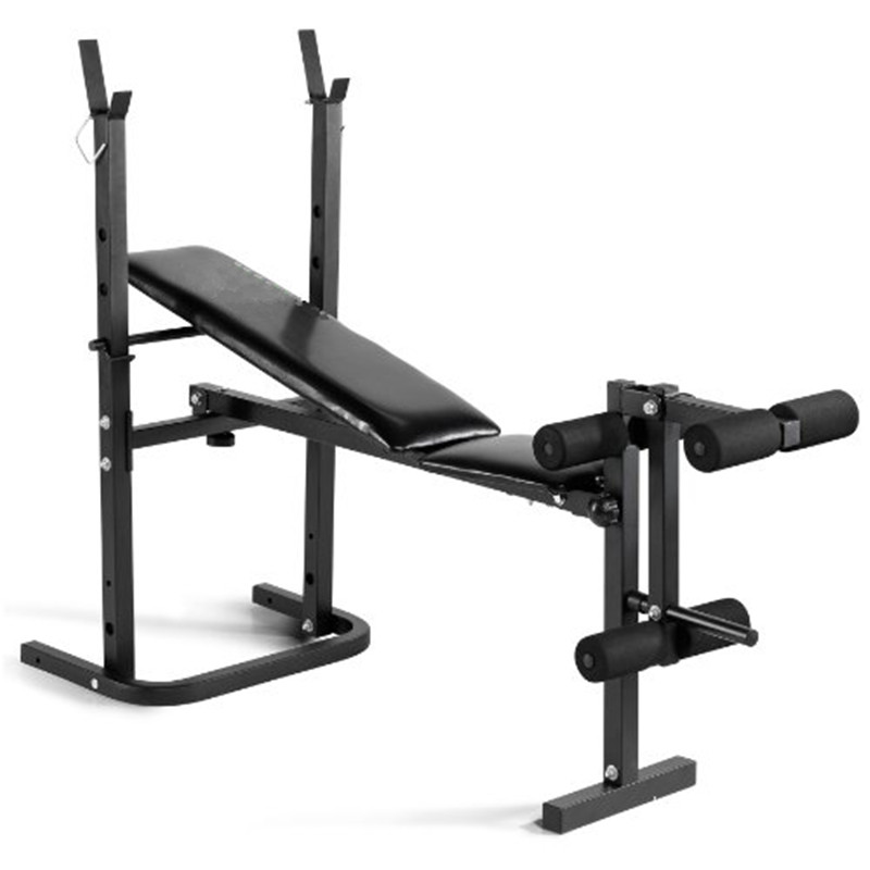 Home Exercise Equipment Adjustable Gym Weight Bench With Leg Developer