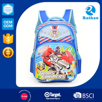 Supplier Simple Design Lowest Price Tinkerbell School Bag