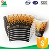 China Best die-cutting hot drink paper cup fan