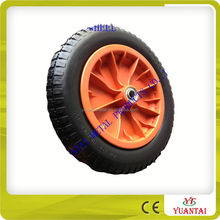 Small Pneumatic Rubber Wheels Tyre