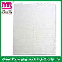 cheap customized drawstring pp woven sand bag 20kg