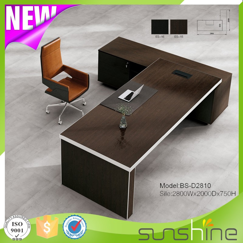 high end malaysian wood furniture for office made in china