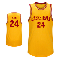 Print Basketball Jersey Uniforms Shirt With Shorts