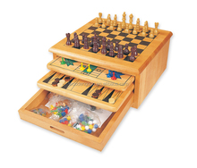 Professional supplier hot wooden chess set