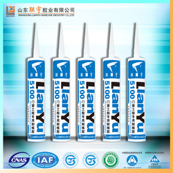 neutral Waterproof Silicone Sealant Mastic With High Performance