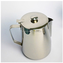 stainless steel Creamer Metal stainless steel Pitchers with Lids