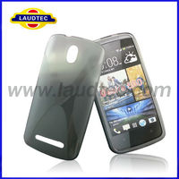 Cheap Hot Selling for HTC Desire 500 X Line Silicone TPU Gel Case Cover