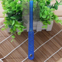 New dog grooming product promotional double two sides pet brush comb for small animals