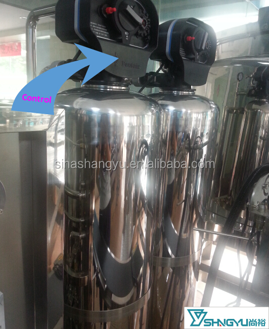 Best service 2000l/h ro mineral water purifier project for water treatment/domestic ro system price