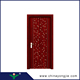 China zhejiang new design Swing paint colors wood doors