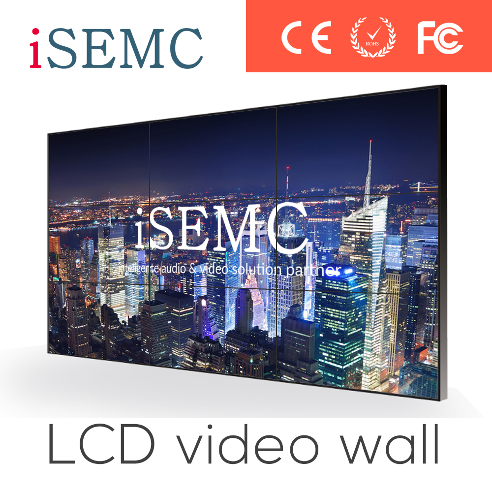 LCD/LED 55 inch lcd tv background wall