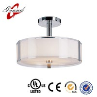 Opal Glass LED decoration lighting ceiling fixture